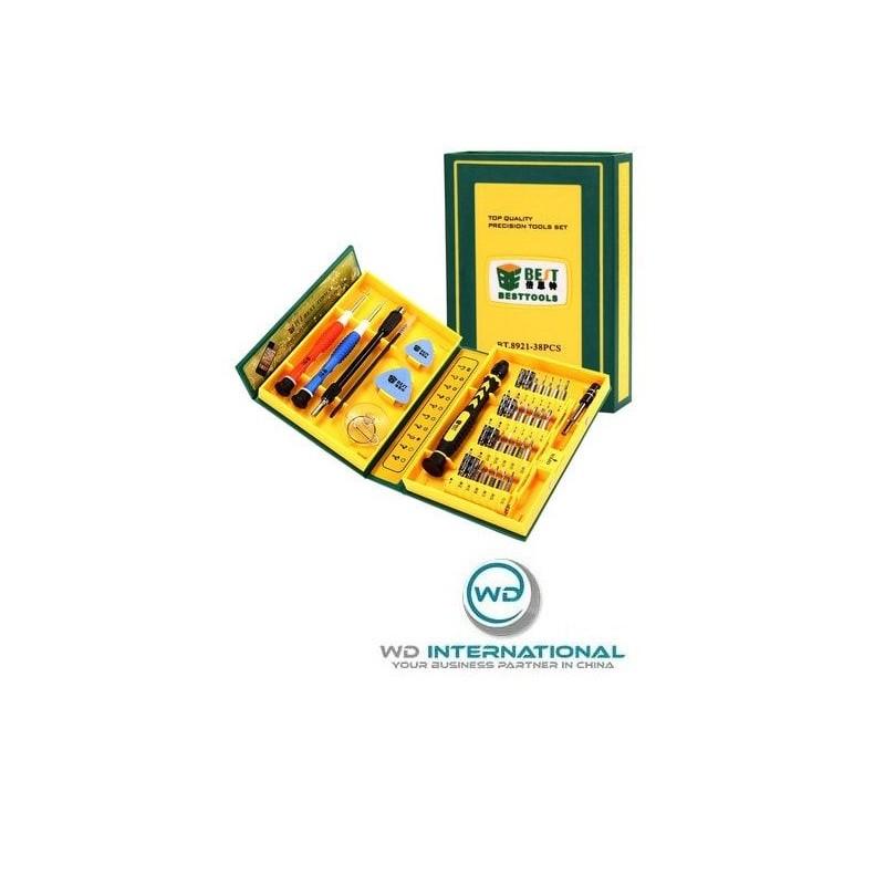 Kit Outils de réparation de 38 Pièces BEST-8921