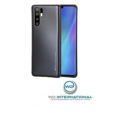 Coque I Jelly Metal Case Huawei P30 Pro Noir