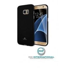 Coque I Jelly Metal Case Samsung S7 Noir