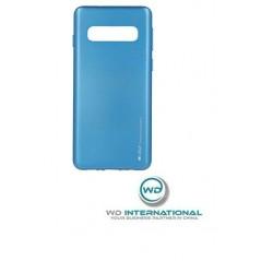 Coque iJelly pour Samsung S10 Bleu