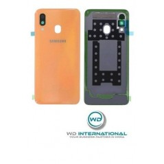 Back Cover Samsung Galaxy A40 Corail Service Pack
