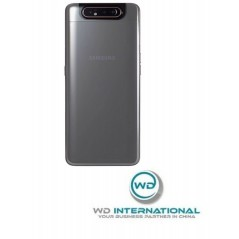 Back cover Samsung A80 Noir Service Pack