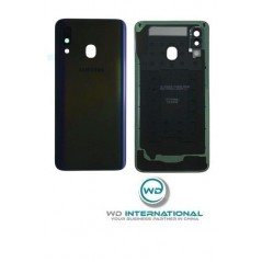 Back Cover Samsung Galaxy A40 Noir Service Pack