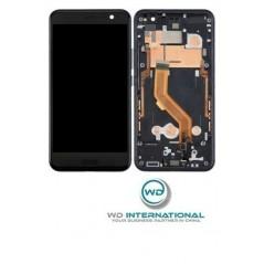 Écran HTC U11 Noir Avec Châssis