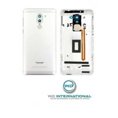 Back Cover Honor 6X Argent Origine Constructeur + Nappe NFC