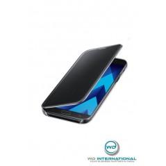 Clear View Funda Samsung A7 2018 Negra