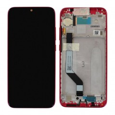 Ecran LCD Honor View 20 Rouge avec châssis (reconditionné)