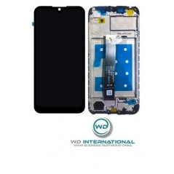 Pantalla Huawei Y5 2019 Negro Con Chasis (Reacondicionado)