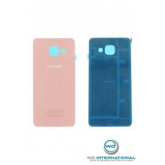 Back cover Samsung A3 2016 Rose Service pack