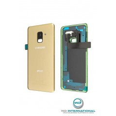 Back Cover Samsung A8 2018 Duos Or Service Pack