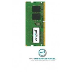 Crucial 4Gb (1x4Gb) DDR4 2400 MHz CL17 SR SO-DIMM
