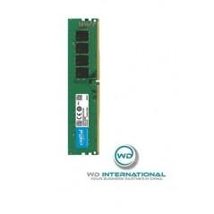 Crucial 8 Go (1x8 Gb) DDR4 2400 MHz CL17 SR
