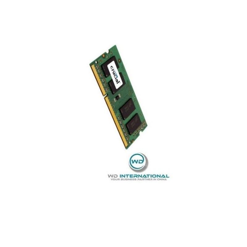 Crucial 4 Gb (1x4 Gb) DDR3L 1600 MHz CL11 SR SO-DIMM