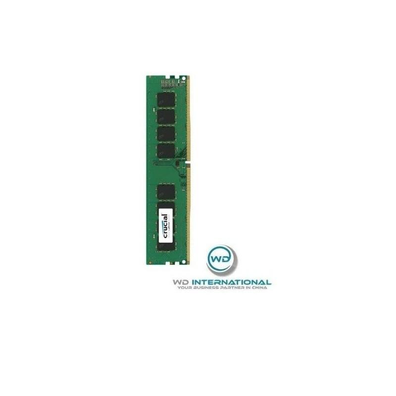 Crucial 4 Gb (1x4 Gb) DDR4 2400 MHz CL17 SR