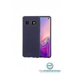 Coque Soft Feeling Samsung Galaxy S10e Bleu nuit