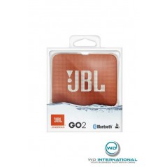 Enceinte Bluetooth JBL Go 2 Jaune Etanche