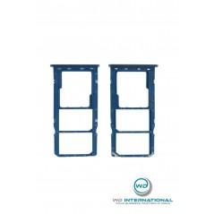 Tiroir sim Samsung a30 Bleu