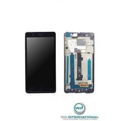 Pantalla BQ Aquaris E5 4G 0982 Negro Con chasis