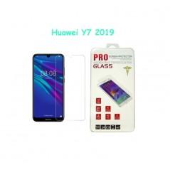 Verre trempé Classic Pro Glass Huawei Y7 2019