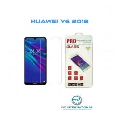 Verre trempé Classic Pro Glass Huawei Y6 2018