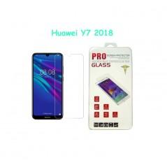 Verre trempé Classic Pro Glass Huawei Y7 2018