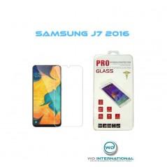 Verre trempé Classic Pro Glass Samsung J7 2016