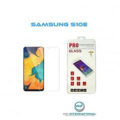Verre trempé Classic Pro Glass Samsung S10E