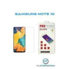 Verre trempé Classic Pro Glass Samsung NOTE 10