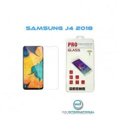 Verre trempé Classic Pro Glass Samsung J4 2018