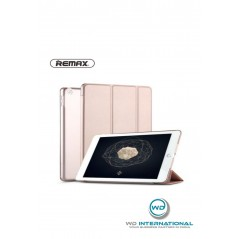 "Etui Remax Leather Case iPad Pro - Air 10.5"" Avec Porte-Crayon Beige"