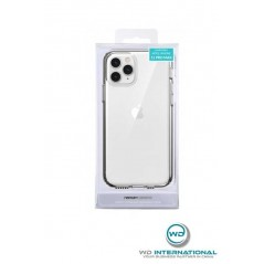 Coque silicone iPhone 11 pro max transparent Goospery Jelly