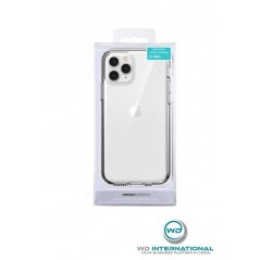 Coque silicone iPhone 11 pro transparent Goospery Jelly