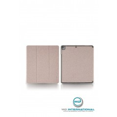 Étui Remax Leather Case iPad Mini 4 / 5 Avec Porte-Crayon Beige