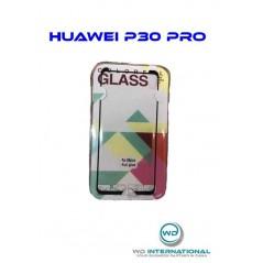 Verre trempé Incurvé ColorFullGlass Huawei P30 pro