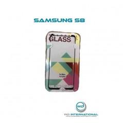 Verre trempé Incurvé ColorFullGlass Samsung S8