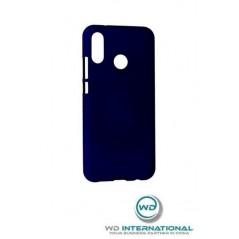 Coque Soft Feeling Huawei P20 Lite Bleu nuit