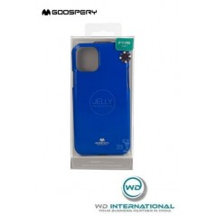 Coque Goospery jelly iphone 11 Pro Bleu