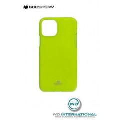 Coque Goospery jelly iphone 11 Vert citron