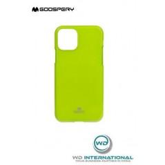 Coque Goospery jelly iphone 11 Pro Vert citron