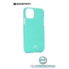 Coque Goospery jelly iphone 11 Bleu clair