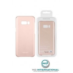 Etui ClearCover Samsung S8 + Rose