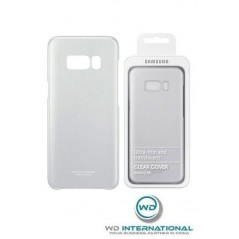 Etui ClearCover Samsung S8 + Argent