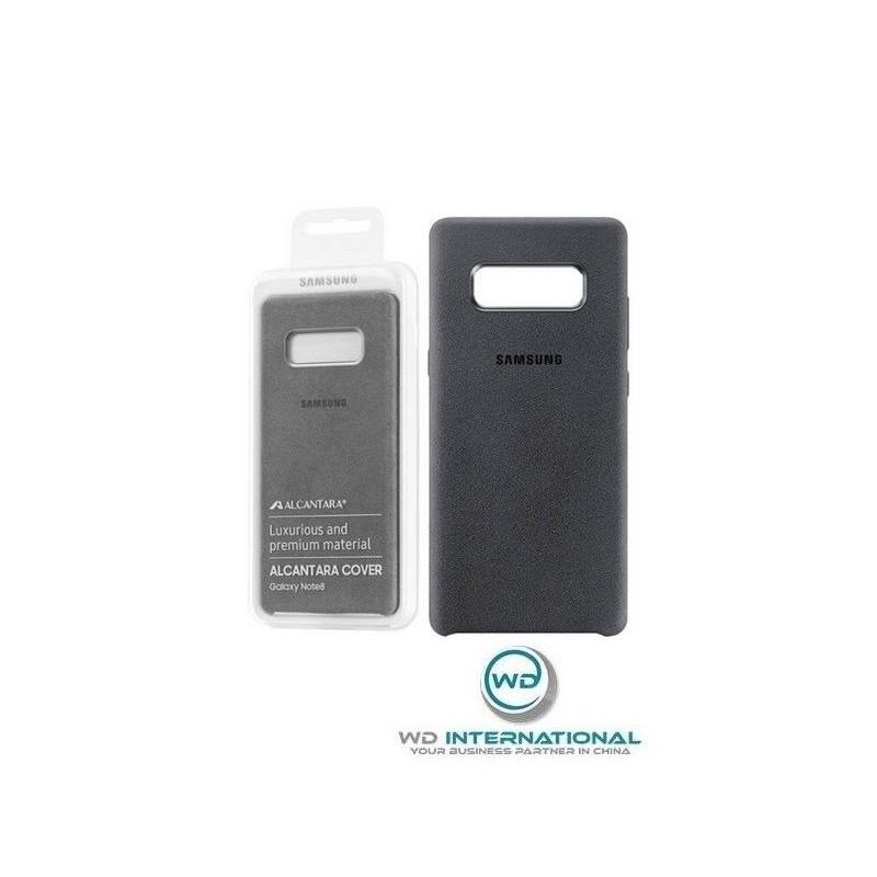 Coque Alcantara Cover Samsung Note 8 Gis