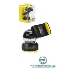 Soporte de coche con difusor de aromas Black Remax RM-C35