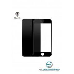 Verres trempés 3D Baseus iPhone 6/7/8 Noir
