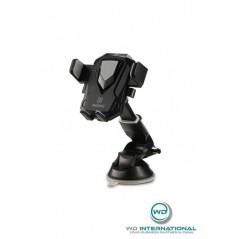 Soporte para Smartphone Remax Transformer Holder Negro y Gris