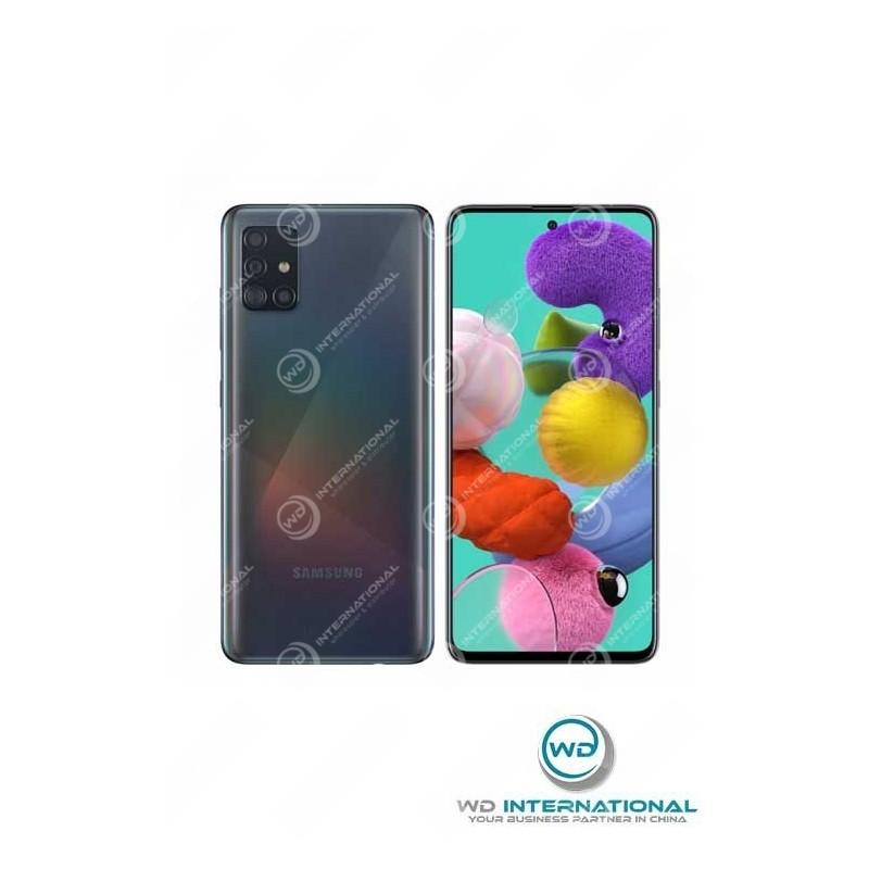 Téléphone Samsung Galaxy A51 Noir 128GB Neuf