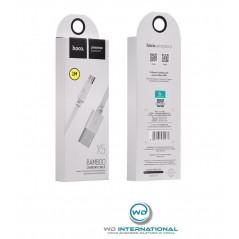 Câble HOCO X1 USB Type C Blanc 1m