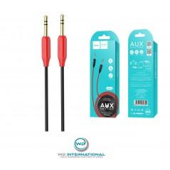 Câble HOCO audio aux upa11 Rouge