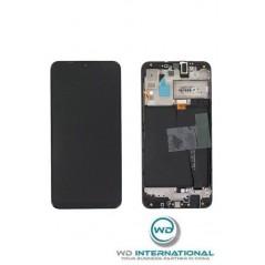 Ecran Samsung A10 Noir Service Pack